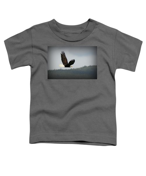 Alaskan Flight Toddler T-Shirt