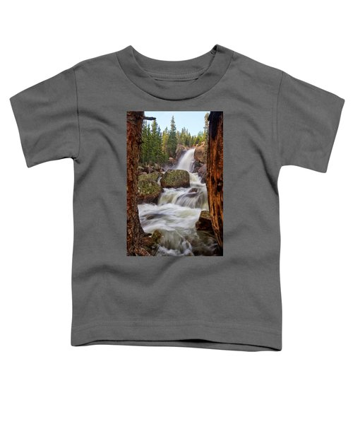 Alberta Falls II Toddler T-Shirt