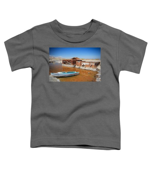 All Aboard Toddler T-Shirt