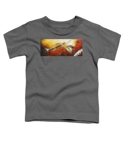 All That Jazz Toddler T-Shirt