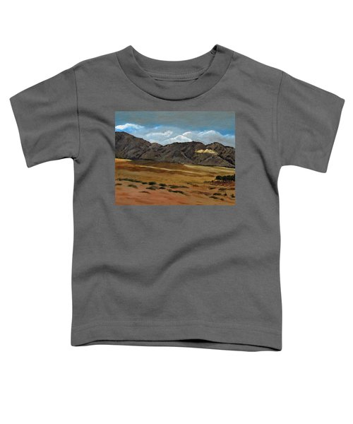 Along The Way To Eilat Toddler T-Shirt