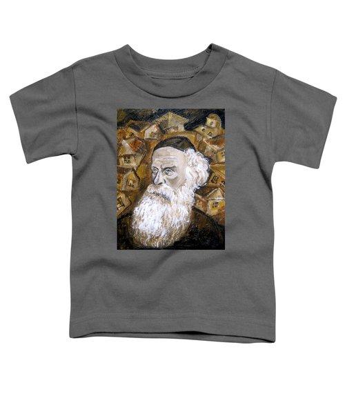 Alter Rebbe Toddler T-Shirt
