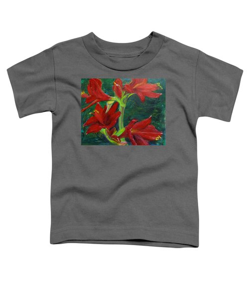 Amaryllis Toddler T-Shirt