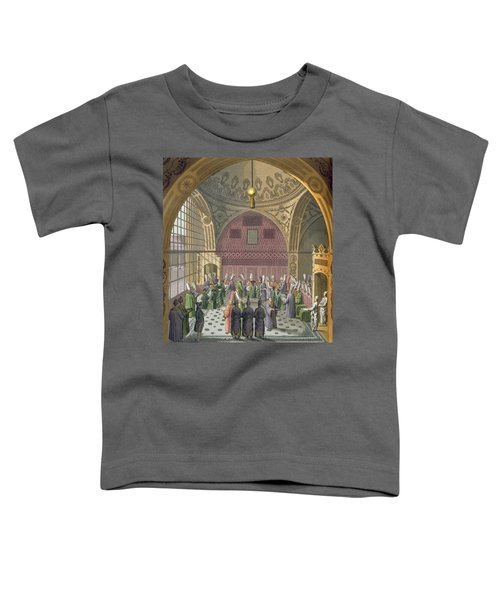 Ambassadors In The Audience Hall Toddler T-Shirt