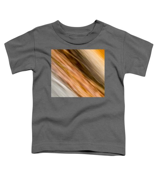 Amber Diagonal Toddler T-Shirt