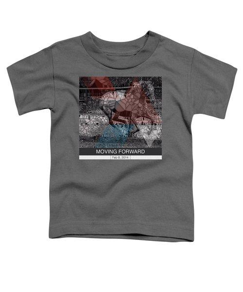 An Artistic Andy Toddler T-Shirt