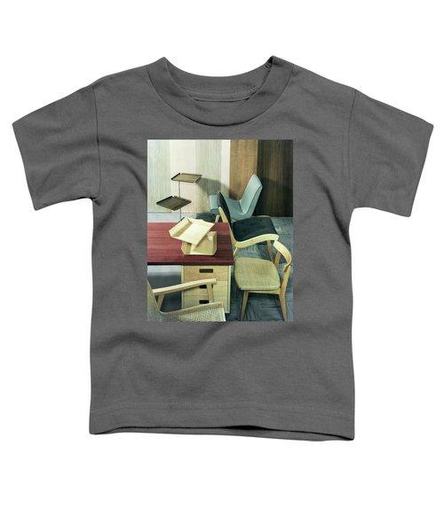 An Assortment Of Office Furniture Toddler T-Shirt