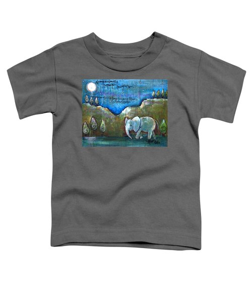 An Elephant For You Toddler T-Shirt