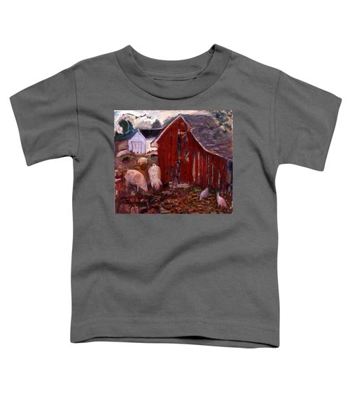 An017 Toddler T-Shirt