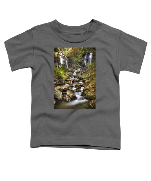 Ana Ruby Falls In Autumn Toddler T-Shirt