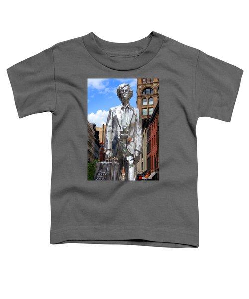 Andy Warhol Toddler T-Shirt