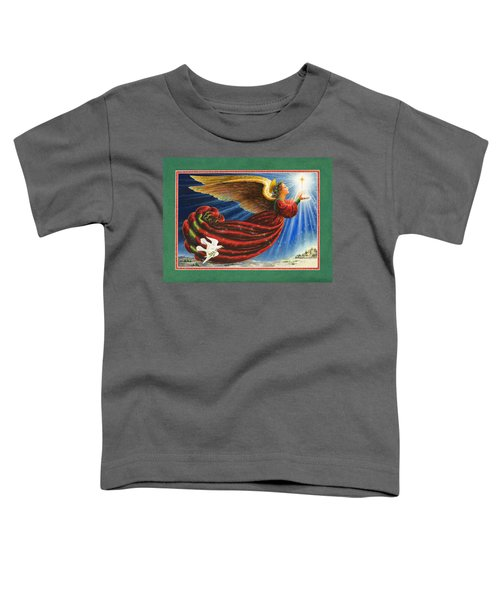 Angel Of The Star Toddler T-Shirt