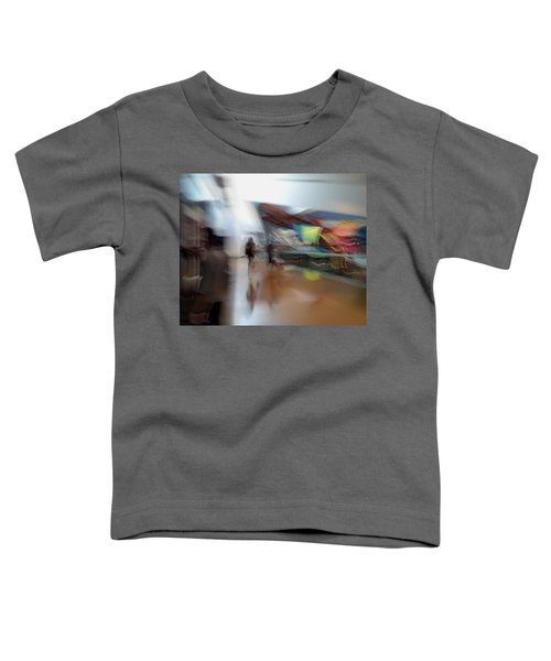 Toddler T-Shirt featuring the photograph Angularity by Alex Lapidus
