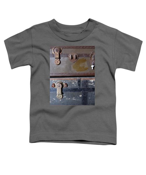Antique Trunks 5 Toddler T-Shirt