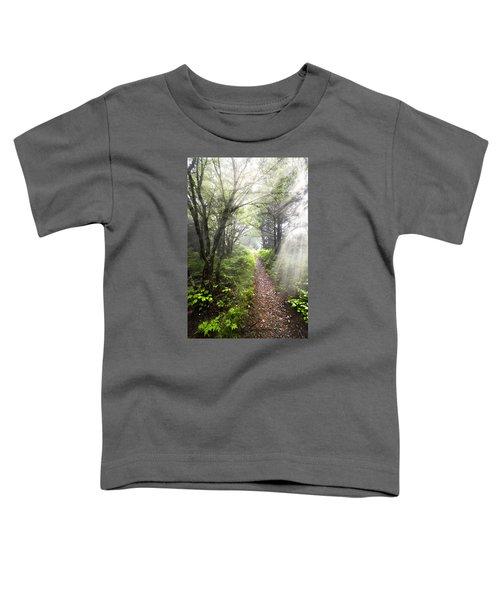 Appalachian Trail Toddler T-Shirt