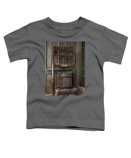 Apple Press Toddler T-Shirt