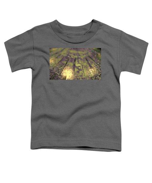 Aqueous Chord Toddler T-Shirt