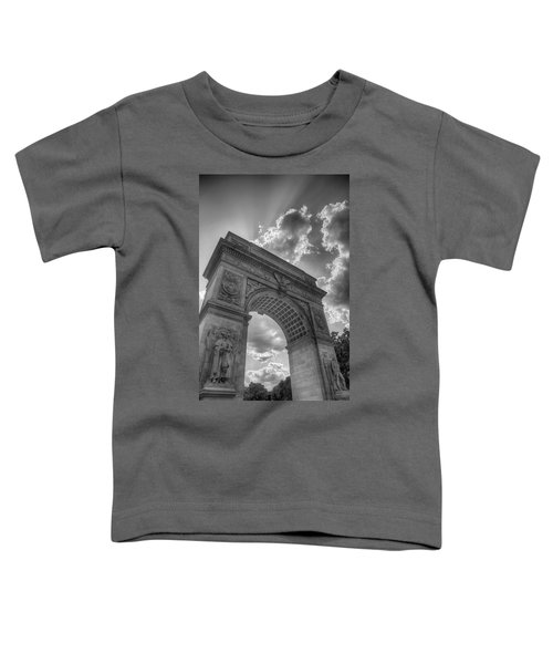 Arch At Washington Square Toddler T-Shirt