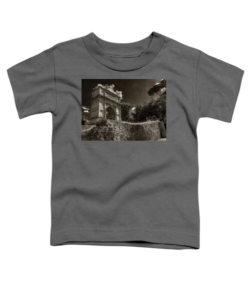 Arch Of Titus Toddler T-Shirt