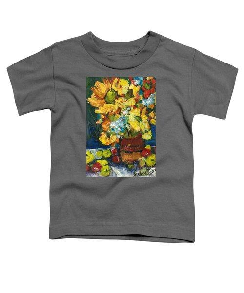 Arizona Sunflowers Toddler T-Shirt