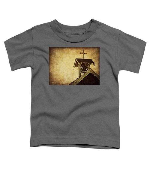 As The Bell Tolls  Toddler T-Shirt