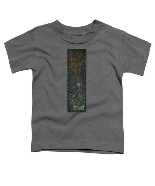 Aspiration Of The Koi Toddler T-Shirt