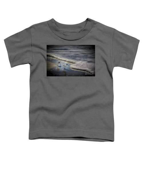 Attack Of The Sea Foam Toddler T-Shirt