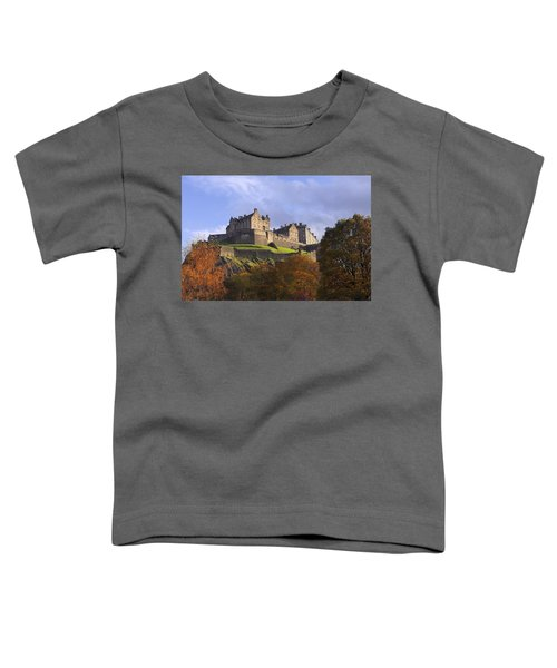 Autumn At Edinburgh Castle Toddler T-Shirt