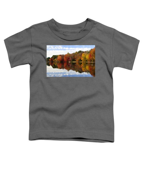 Autumn Explosion Toddler T-Shirt