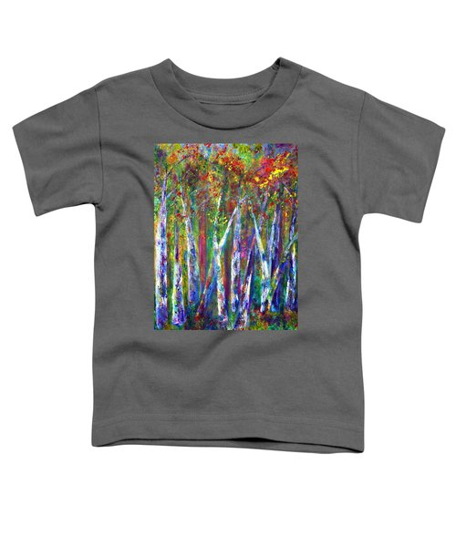 Autumn In Muskoka Toddler T-Shirt