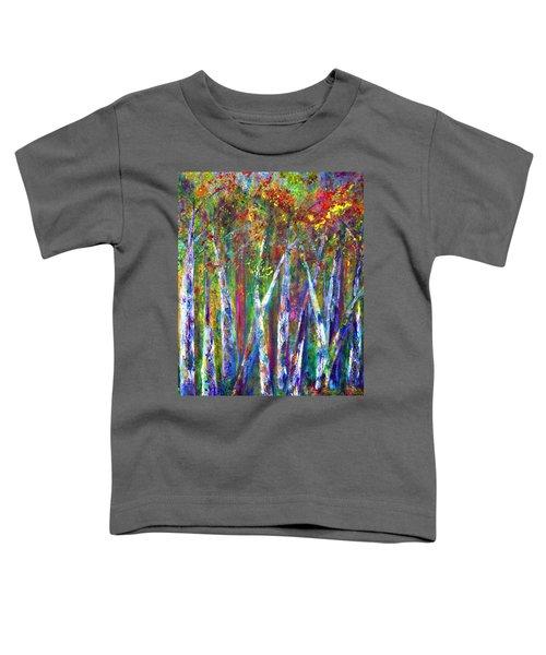 Autumn In Muskoka Toddler T-Shirt