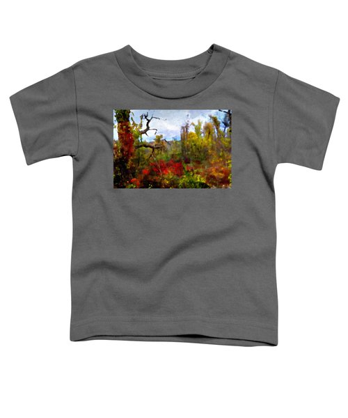 Autumn In New England Toddler T-Shirt