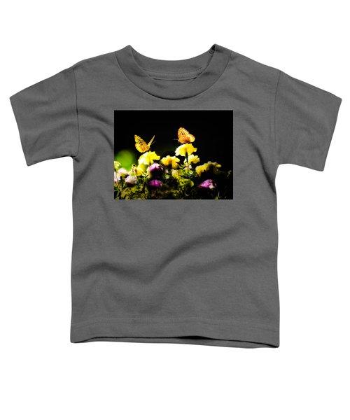 Autumn Is When We First Met Toddler T-Shirt