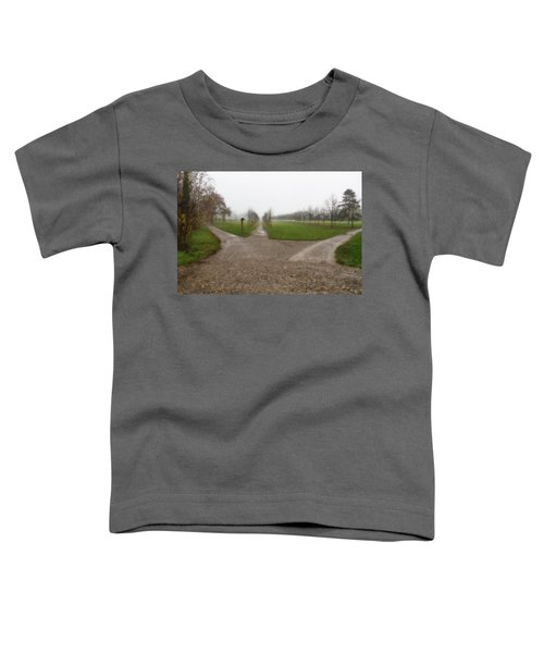 Autumnal Countryscape Toddler T-Shirt