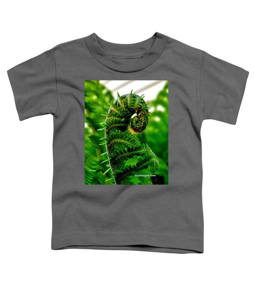 Baby Fern Toddler T-Shirt