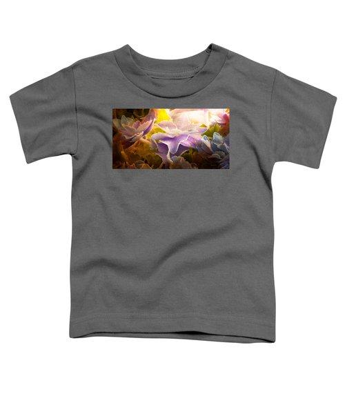 Baby Hydrangeas Toddler T-Shirt