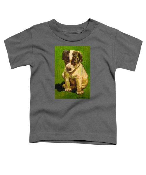 Baby Jack Russel Toddler T-Shirt