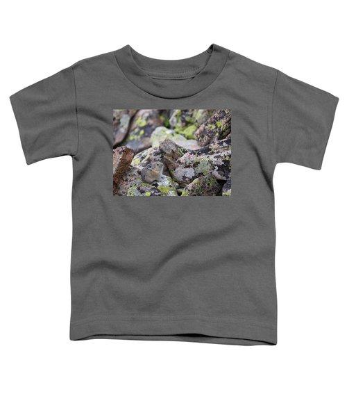 Baby Pika Toddler T-Shirt