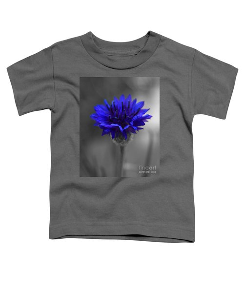 Bachelor's Button Toddler T-Shirt