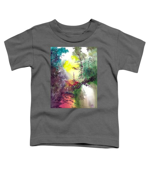 Back To Jungle Toddler T-Shirt