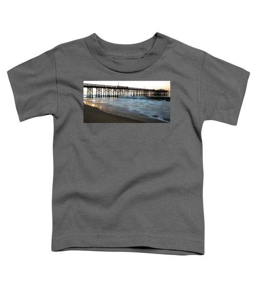Balboa Pier  Toddler T-Shirt