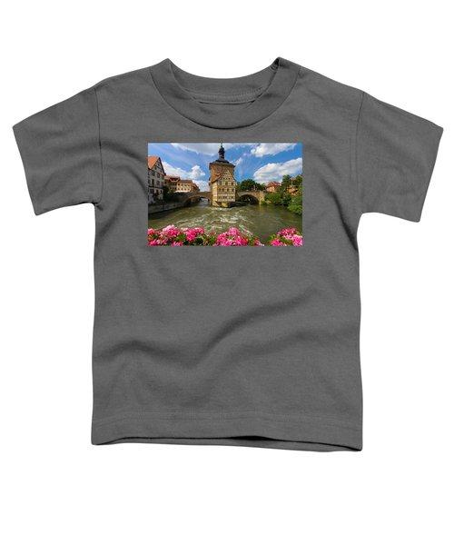 Bamberg Bridge Toddler T-Shirt