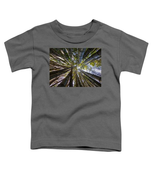 Bamboo Jungle Toddler T-Shirt