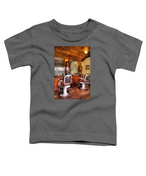 Barber - The Barber Shop II Toddler T-Shirt