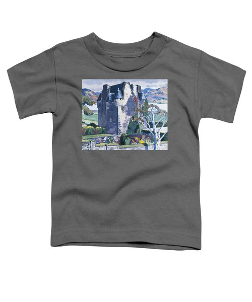 Barcaldine Castle Toddler T-Shirt