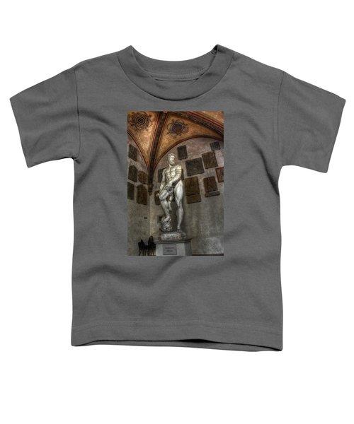 Giambologna's Oceano Toddler T-Shirt
