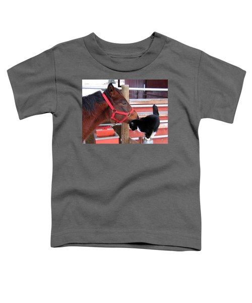 Barn Buddies Toddler T-Shirt