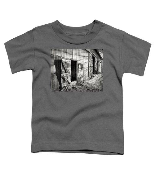 Barn Doors Toddler T-Shirt