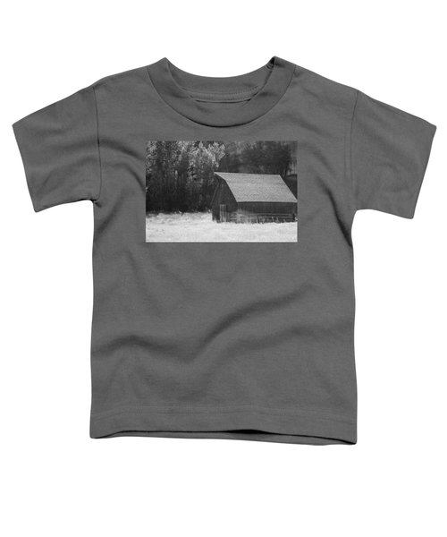 Barn Out West Toddler T-Shirt