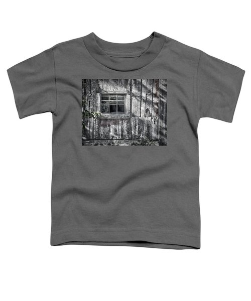Barn Window Toddler T-Shirt